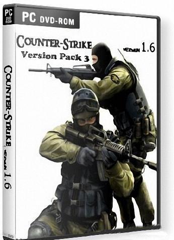Rec counter strike v 1 6 version pack 4 by redemax